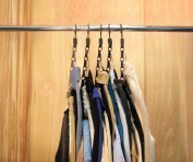 Closet Complete Magic Cascading Hangers, TV Item, Set of 10