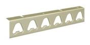 JR Products 20525 240cm Closet Valet Hanger