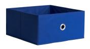 iCube Half Fabric Drawer, Blue