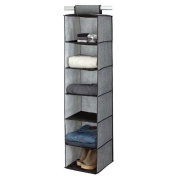 Kennedy Home Collection 6-Shelf Sweater Organiser