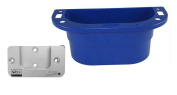 PiranhaLox 9-7531-4 Supply Caddy with Metal Surface Mount