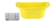 PiranhaLox 9-7531-5 Supply Caddy with Metal Surface Mount