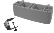 PiranhaLox 9-7760 Heavy Duty Supply Caddy with Large Table Mount