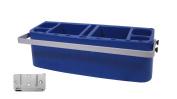 PiranhaLox 9-7770-4 Heavy Duty Supply Caddy with Handle