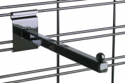 Tucker Rocky Display Grid Straight Arm - Black BLK11