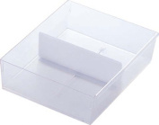 Like-It CS-P12 Drawer Organiser for T-shirts / Underwear, Clear