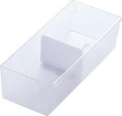 Like-It CS-P11 Drawer Organiser for Lingerie, Clear