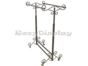 (RK-03D1) Boutique Garment Rack Clothing Display
