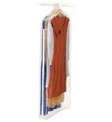 Clear Vinyl Storage Dress Garment Cover