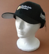 Reliable Lumber Baseball Cap Hat - Black - One size fits most