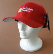 Reliable Lumber Baseball Cap Hat - Red - One size fits most