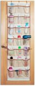 DAZZ 42-Pocket Over-the-Door Organiser