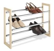 Whitmor 6026-2516 Stackable Expandable Shoe Rack