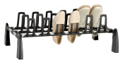 Organise It All Basic 9-Pair Shoe Rack