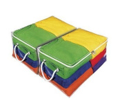 Set of 2 Medium Chests 12 Guage Vinyl 12x16x8 each