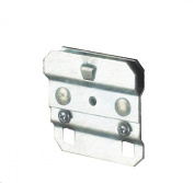 Triton Products 67500 Stainless Steel BinClip for Stainless Steel LocBoard, 3-Pack