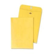 Quality Park Clasp Envelopes, 6.5 x 9.5 - Inch, Brown Kraft, Box of 100