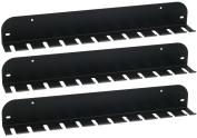 Shop Fox D4346 Parallel Clamp Rack, 3-Pack