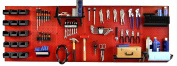 Wall Control Pegboard Master Workbench Kit