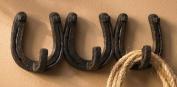 Triple Horseshoe Wall Hook