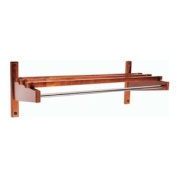 Coat Rack, Wood, 10 1/2 x 12 1.9cm x 80cm .