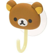 San-x Rilakkuma Suction Cup Hook