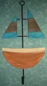 Twin Sails Sailboat Hook