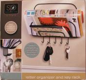Letter Organiser and Key Rack