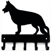 German Shepherd #1 Dog Leash Hanger/ Key Rack