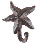 Antique Reproduction Cast Iron Starfish Wall Hook