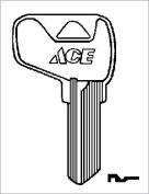Hy-Ko 11010MD17-ACE Master-Dexter Key Blank EZ#MD17