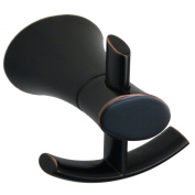 Luxier RH01-TO Robe Hook, Oil Rubbed Bronze