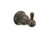 Matco-Norca Oil Rubbed Bronze Robe Hook Crescendo Collection