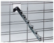 Tucker Rocky Display Slat Arm - Chrome SW12