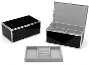 Swing Design Mia Glass Collection Jewellery Box