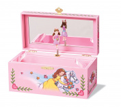 Enchantmints Royal Garden Princess Music Jewellery Box