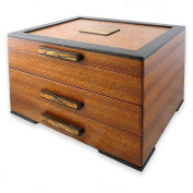 Urban Craftsman Heartwood Jewellery Box with 2 Drawers