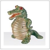 Alligator Jewellery Box