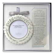 Baby Heaven Memorial Ornament Boxed with Poem