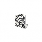 Zebra Print Tote Bag Shopping Gift Bag