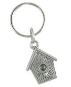 Wren House Keyrings