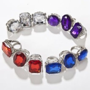 Deluxe Pirate Treasure Jewel Ring
