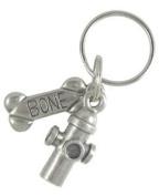 Dog Bone & Hydrant Keyrings