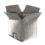 Shipping Box Lapel Pin