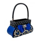 Leopard Jewellery Box Handbag