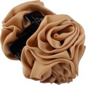 HotEnergy Chiffon Rose hairpin Beatiful & Elegant Girlfriend Gift HOT