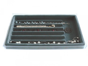 Axis 3322 Stack 'em Jewellery Organiser Necklace and Bracelet Tray