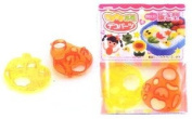 Plastic Bento Box Food Mould Vegetable Cutter #6421