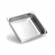 Browne Foodservice 8122STP 6.4cm Steam Table Pan, Solid, Half Size