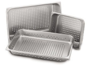 Royal Industries (ROY STP 1204 P) - 10cm Perforated Half-Size Steam Table Pan